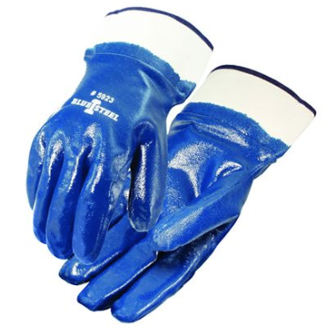 Nitrile Coated Gloves / Dozen 1